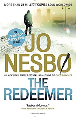 The Redeemer by Jo Nesbo (book cover)