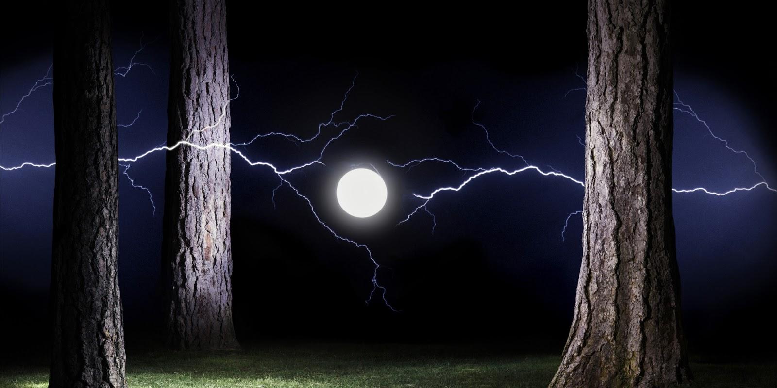 ball lightning footage