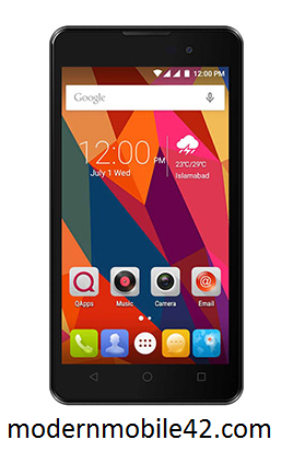 Qmobile I6i Flash File