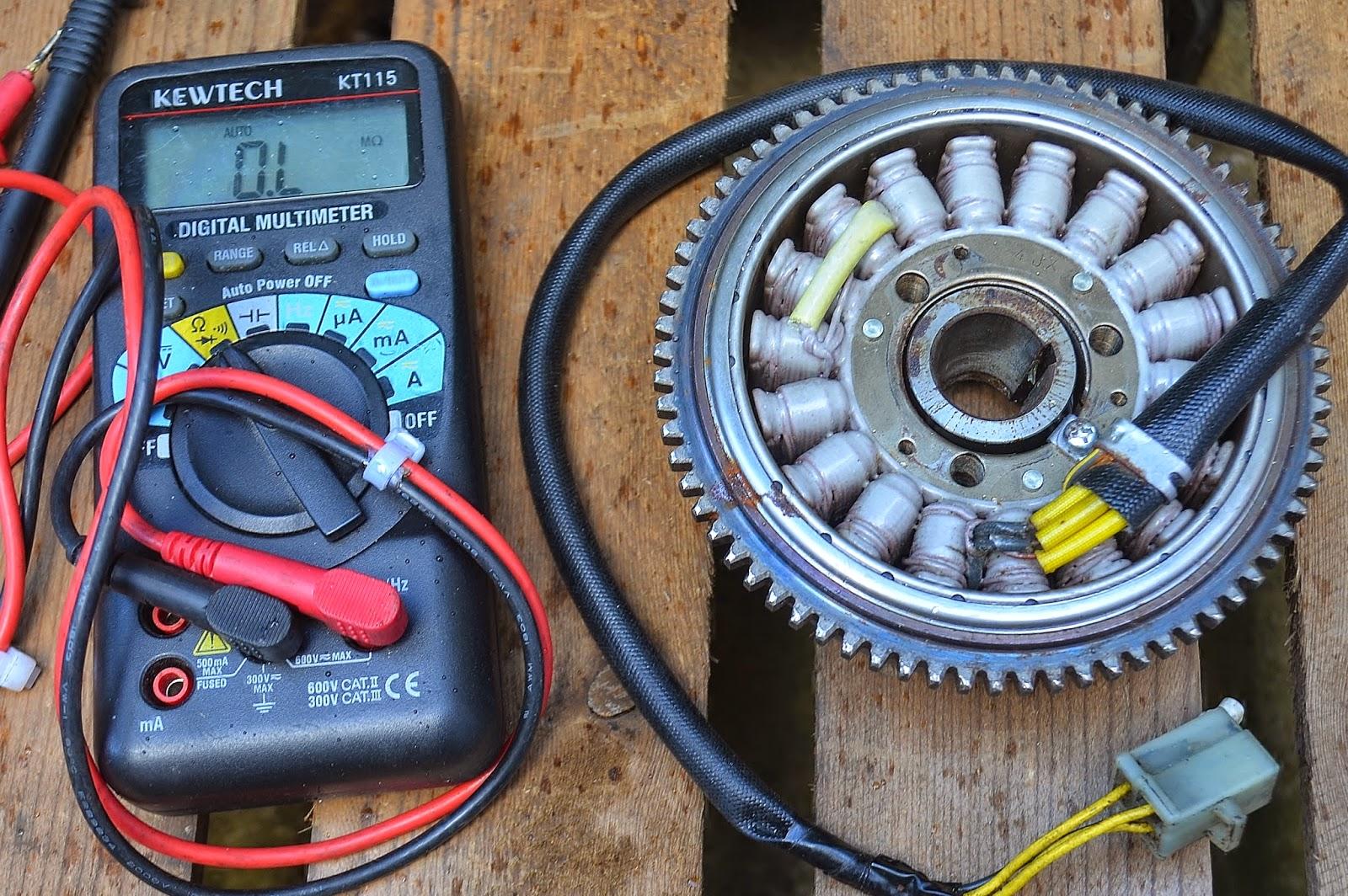 ford alternator diode testing advance t8 ballast wiring diagram aprilia rs 125 charging generator