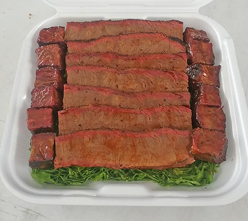 Certified Angus Beef Smokin' In McMinnville BBQ competition 2016