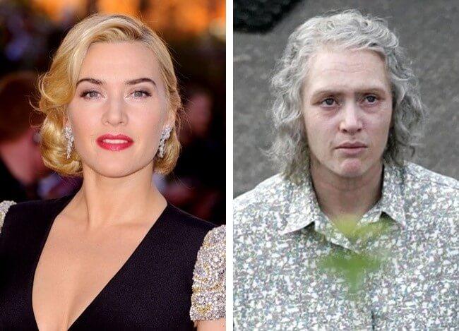 Atrizes de Hollywood que mudaram para deixar o personagem perfeito