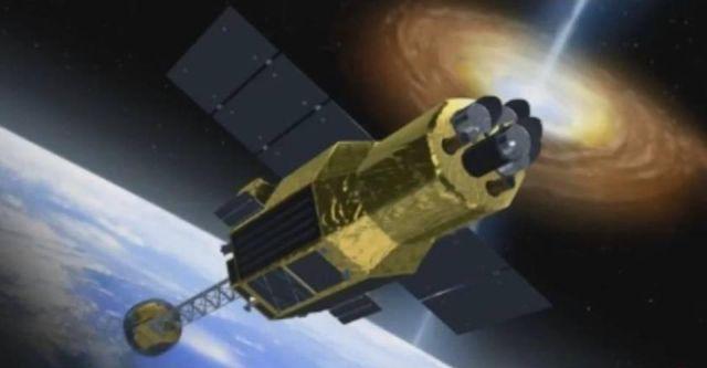 Japan's black hole-hunting space probe destroyed by aliens?  Japan%2Bspacecraft%2Baliens%2Bblack%2Bhole