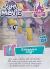 My Little Pony Wave 21 Sapphire Joy Blind Bag Card