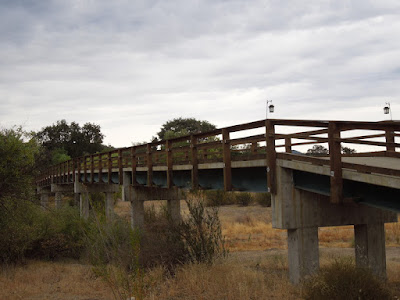 Bridge to Taft Barn in Atascadero, © B. Radisavljevic