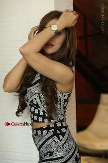 Telugu Actress Angela Krislinzki Latest Pos in Short Dress  0070.JPG