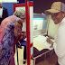 Georgina Onuoha shares photos as she casts her vote for Hillary Clinton