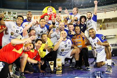 Taubaté campeón de la Liga Nacional Brasileña | Mundo Handball