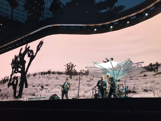 U2 live Berlin 2017 The Joshua Tree