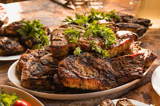 With Low Glycogen, Liver Oxidizes Protein for Energy