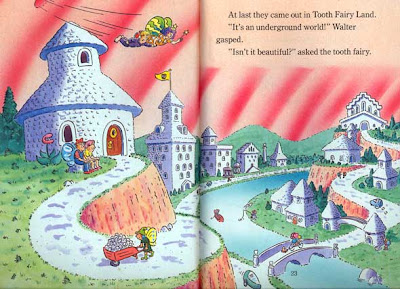 Tooth Fairy Land Where Real Tooth Fairies