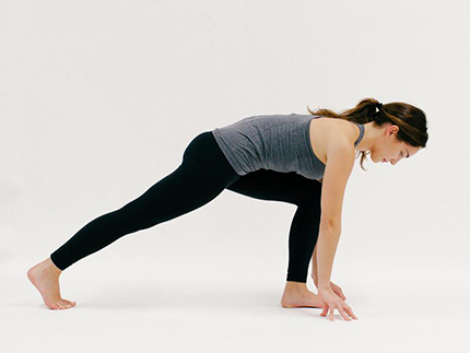 Low Lunge (YOGA)
