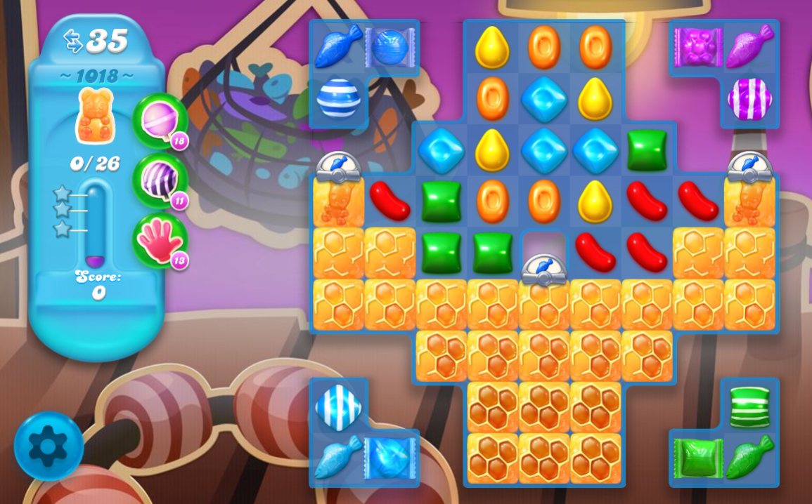 Candy Crush Soda Saga 1018