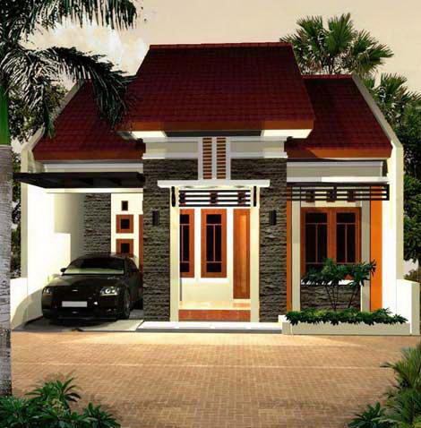 hemat membangun rumah minimalis 1 lantai - desain rumah