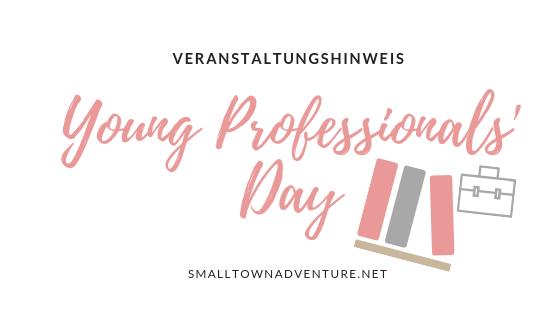Young Professionals' Day 2018, Frankfurter Buchmesse, Arbeiten Verlagswesen, Veranstaltungshinweis,