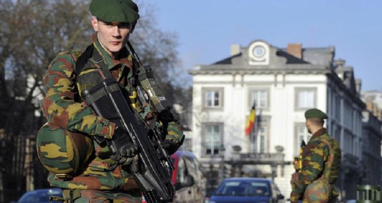 بلجيكا.. العثور على مواد كيمياوية في مداهمات بروكسل