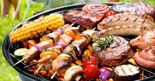 Extra tipy pro dietní grilování. Bude vám chutnat!