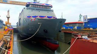 SSV 601 BRP Tarlac Filipina