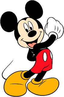 Mickey mouse para imprimir