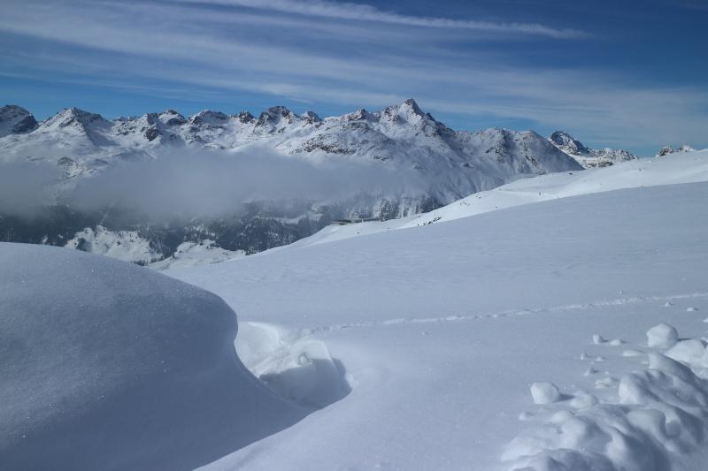 Schneeparadies St. Moritz