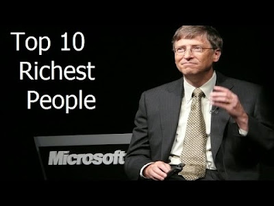 Forbes: Top 10 Richest Men in the World, 2017