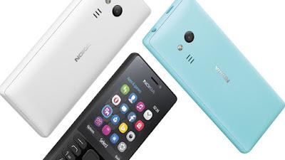 Ponsel Super Murah Nokia 216, Resmi Beredar di Pasaran Indonesia