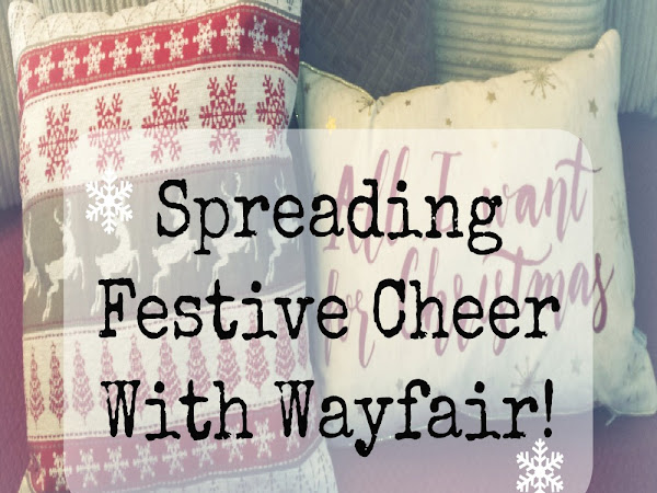 Spreading Festive Cheer With Wayfair