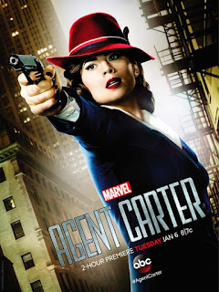 Marvels Agent Carter Temporada 1 [Mega] (2015)