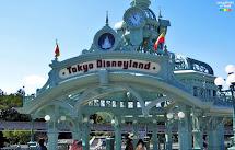 Travel Post Japan Trip - Day 1 Tokyo Disneyland