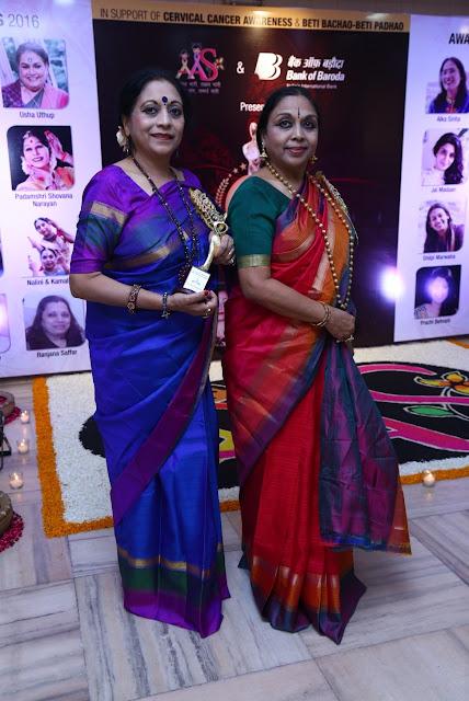 Kathak dancers Nalini and Kamilini