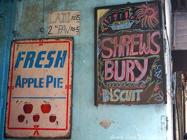 Vintage Posters: Fresh Apple Pie, Shrewsbury Biscuit