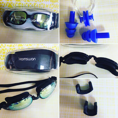 hamswan, amazon, Gafas de Nadar, Swim Googles,