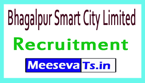 Bhagalpur Smart City Limited BSCL Recruitment
