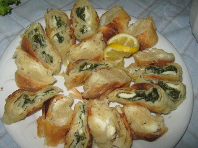 mángoldos sajtos rétes