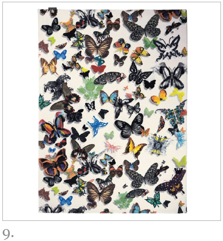 Christian Lacroix Butterfly Parade Rug