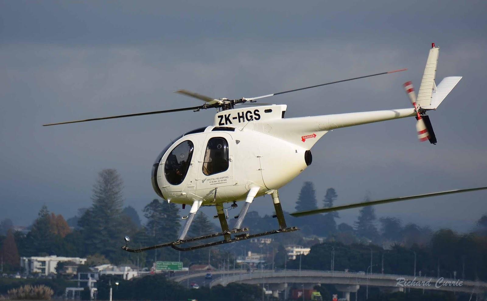 NZ Civil Aircraft Tauranga