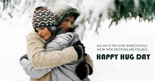 Hug Day Quotes Wishes SMS Images for Boyfriend and Girlfriend