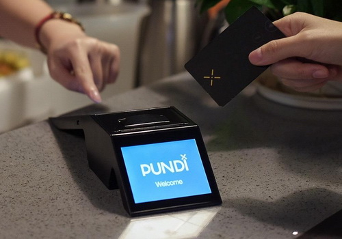 Tinuku Pundi X setup X Pass and X POS to trade cryptocurrencies
