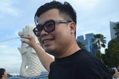 Merlion, Singapura