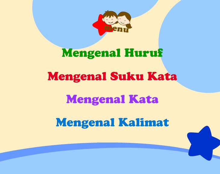 Media Pembelajaran Bahasa Indonesia Kelas I Berbasis Tik Sdn 2 Pasar Batu