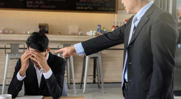 Gambar 8 Cara Menegur Karyawan Yang Melakukan Kesalahan
