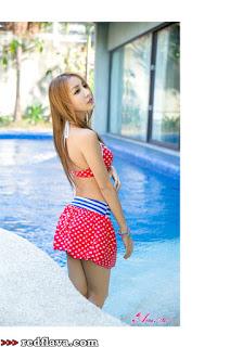 Fang Qi Yuan New Bikini Shots 1 | NICE GIRL