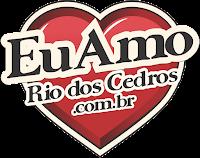 Site de Rio dos Cedros com informações para moradores e visitantes