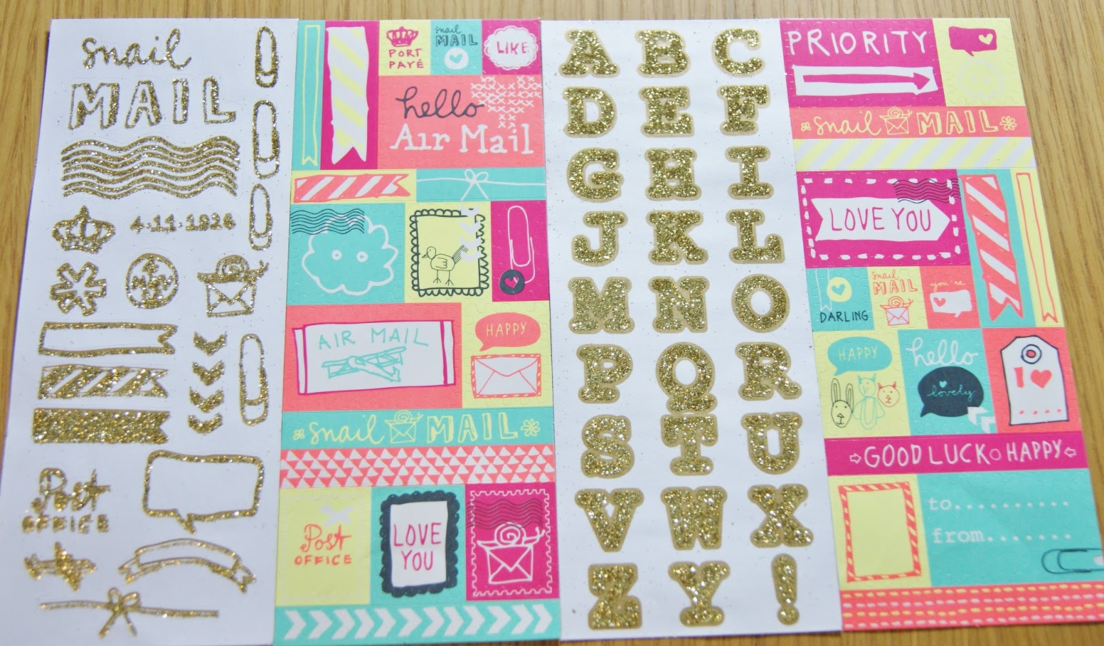 Hema Sticker Sets