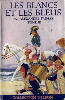 Los Blancos y los Azules Alejandro Dumas