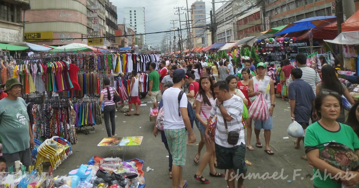 Another Divisoria Adventure: My Search for Little Ahab's