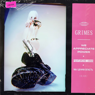 Grimes feat. HANA - We Appreciate Power