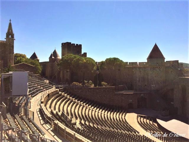Carcassonne Teatro