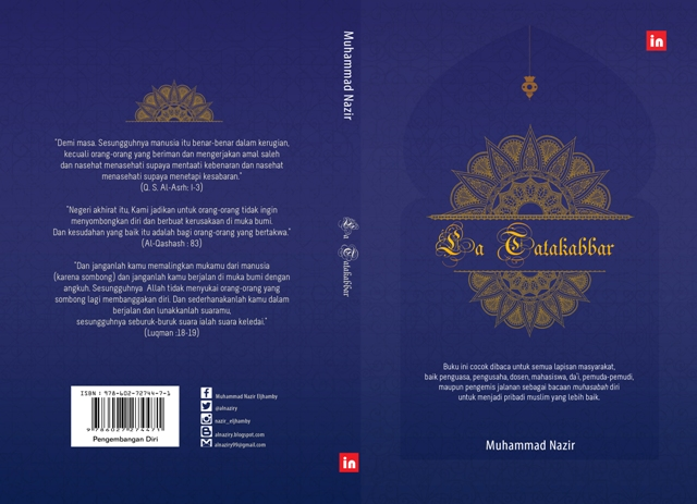 La Tatakabbar (Penulis Muhammad Nazir)