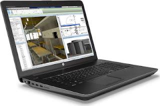 HP ZBook 17 G3 1RQ44ES Driver Download